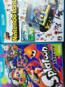 【Wii U】 ニンテンドーランド  スプラトゥーン