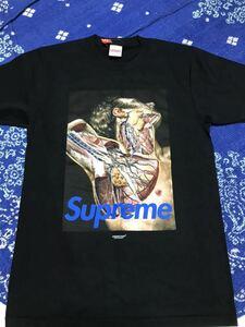 16aw Supreme Undercover Anatomy Tee BLACK Sサイズ 新品未使用