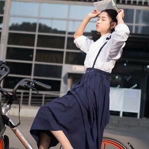cos5414チャイナ服 民族衣装 女性用 刺繍 綿 舞台/撮影/学園祭 コスプレ衣装 2着セット 155cm~170cm