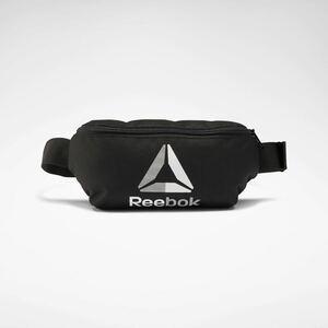 ☆送料無料 リーボック Training Essentials ウエストバッグ リフレクティブ ウエストポーチ ボディバッグ バック reebook ランニング 黒