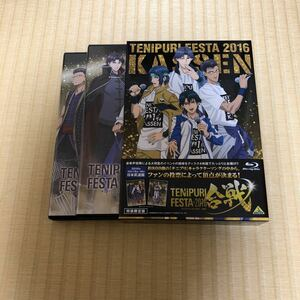 テニプリフェスタ DVD初回限定版 Blu-ray特装限定版