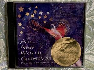 CD Stevan Pasero / A New World Christmas ★新品未開封★輸入盤★