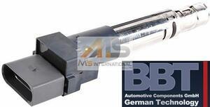 【M's】VW ゴルフ4(1J) ゴルフ5(1K) イオス(1F) パサート(3C) トゥアレグ(7L)BBT製・他 イグニッションコイル(1本)/純正OEM 022-905-715B