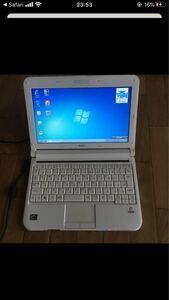 NEC PC-BL130WA Windows7 Starter