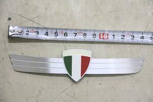 ベスパ エンブレム ポンテデラ PONTEDERA VESPA GENOVA 新品 イタリア ステッカー