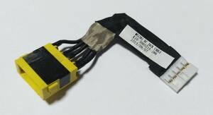 PC-LZ550NSB LZ550/NS LZ550/N 修理パーツ 動作品 送料無料 DCジャック 電源ジャック Lenovo 角型 メス口