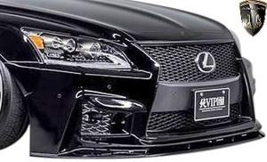 【M's】レクサス 後期 40LS LS460 LS600h F-SPORT (2012.10-2017.10) AIMGAIN 純VIP GT フロントバンパー T2//FRP エイムゲイン エアロ