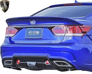 【M's】レクサス 後期 40LS LS460 LS600h F-SPORT (2012.10-2017.10) AIMGAIN 純VIP GT トランクスポイラー タイプ2/エイムゲイン エアロ