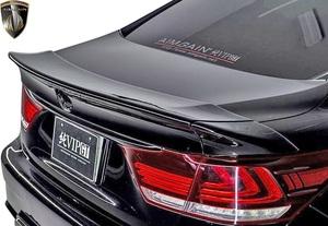 【M's】LEXUS 40LS 後期 LS460 LS600h F-SPORT (2012.10-2017.10) AIMGAIN 純VIP GT トランクスポイラー Type-2/エイムゲイン エアロ