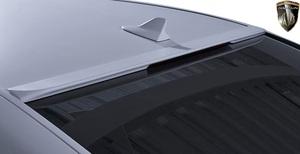 【M's】レクサス 40 後期 LS460 LS600h Fスポーツ (2012.10-2017.10) AIMGAIN 純VIP GT ルーフスポイラー タイプ1//エイムゲイン エアロ