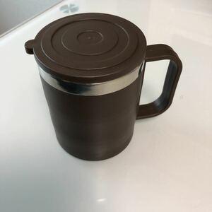 値下げふた付きマグカップ