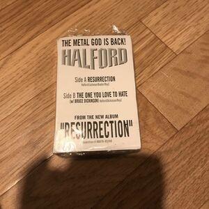 HALFORDの貴重なデモテープの商品画像