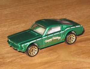 マッチボックス フォード マスタング フォード ムスタング 1965 FORD MUSTANG GT 1:66 ミニカー