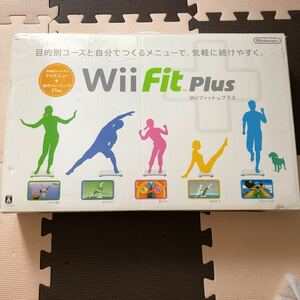Wii Fit Plus バランスWiiボード