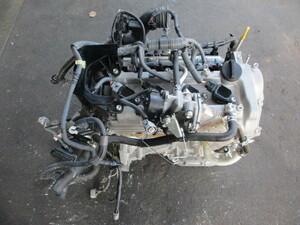 H27 トヨタ アクア DAA-NHP10 『エンジン 1NZ-FXE 本体 実働品』AQ2