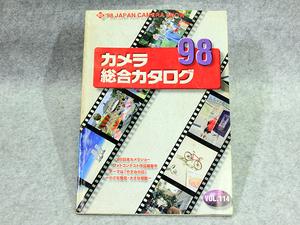 *1998 year camera general catalogue VOL.114.!