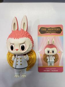 POP MART×HOW2WORK LABUBU Patisseries『Petite palmiers』 【THE MOSTERS】