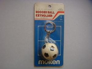モルテン molten サッカーボール キーホルダー 90年代