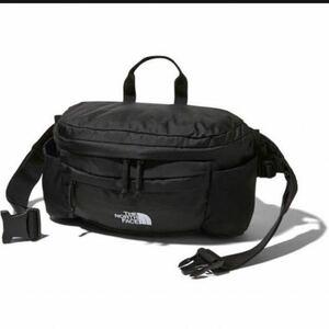 送料込 新品 ノースフェイス スピナ ウエストポーチ ウエストバッグ ブラック 鞄 スウィープ