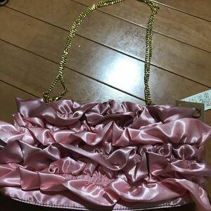 新品 美品 パーティーバッグ 結婚式 ドレスに 3way カバン クラッチバッグ 斜めがけ ハンドバッグ レディース バッグ