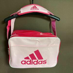 エナメルバッグ スポーツバッグ adidas