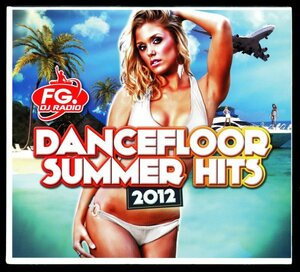 【CDコンピ/Euro House/Euro Pop/レゲトン】Dancefloor Summer Hits 2012 <4枚組 80曲収録> 良い曲![試聴] 送料無料