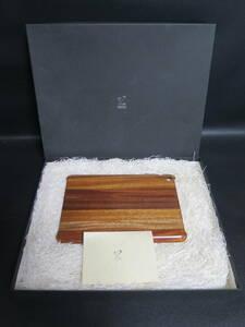 i Pad mini 第1世代 専用木製タブレットカバー 高級材アフリカンマホガニー材 株式会社Sweet D LIFE ハンドメイド品