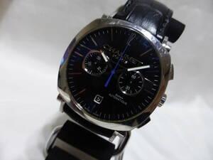 CHAUMET☆ショーメ ダンディ クロノグラフ W11290‐30A 自動巻 メンズ 腕時計☆