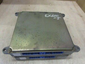 EX600-5 HITACHI 日立 ひたち 建設機械 中古 コンピューター コントローラー 建機 ユンボ