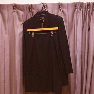 アニエス・ベー スーツ 2点セット 60,000円 MADE IN JAPAN フランスサイズ38 Mサイズ 80%OFF 3回使用 即決 送料無料!!