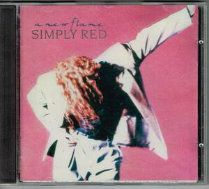 Simply Red / A new flame / シンプリー・レッド