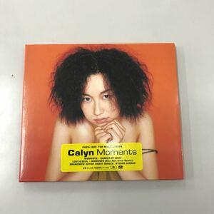 CD 中古☆【邦楽】calyn Moments