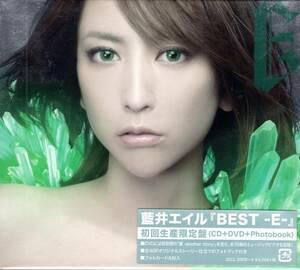 BEST -E- (初回生産限定盤)(DVD付) CD+DVD, 限定版 藍井エイル デビュー5周年を迎えベストを発売!ヒット曲『翼』「INNOCENCE」収録!