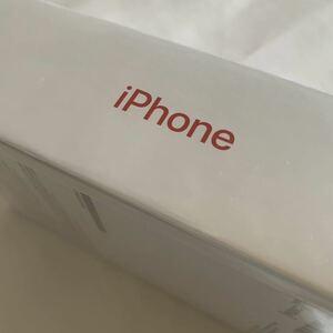 【新品未開封】Apple iPhone 7 Prodact Red 128gb MPRX2J/A【SIMロック解除済/シムフリー】