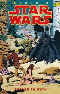 アメコミ スターウォーズ Classic Star Wars: Escape to Hoth Dark Horse Comics