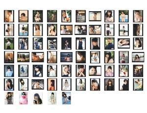 欅坂46 長濱ねる 厳選セクシー生写真 65枚セット(L版60枚+2L版5枚)