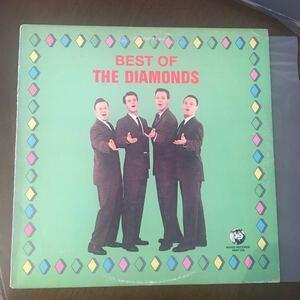 The Diamonds Best Of The Diamonds (LP) 美品
