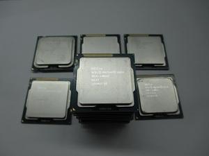 *INTEL PENTIUM разнообразные CPU итого 14 шт. комплект * обычный работа PC c вытащенный брать . товар * б/у текущее состояние доставка *