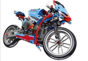 レゴ (LEGO) テクニック ストリートバイク