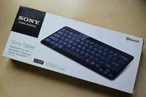 新品 SONY ソニー ブルートゥース キーボード SGPWKB1 Bluetooth Keyboard