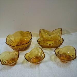 昭和レトロ 小鉢  5個セツト
