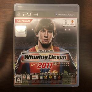 PS3 Winning Eleven 2011