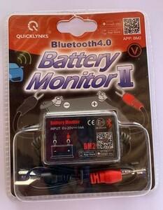 オートバイ 車 バッテリーモニター バッテリーチェッカー バッテリーの状態をスマホで確認 新品