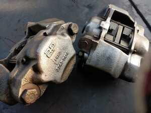02247BR[ Rover Mini / AP racing front brake calipers left right ] 3243-349C LOCKHEED 3243-338C MINI 12A engine Lockheed