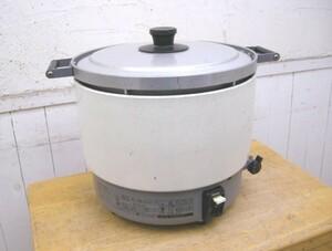 パロマ・ガス炊飯器・LPガス用・PR-6DSS-1・3升用・中古品・131792