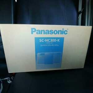 パナソニック Panasonic コンパクトステレオシステム SC-HC300