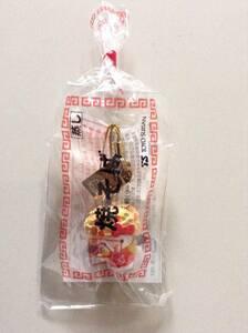 ★送料込み 即決★ キティちゃん マルちゃん 焼きそば コラボ ストラップ フィギュア 人形 キーホルダー ハローキティー