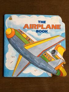 The AIRPLANE Book 洋書絵本