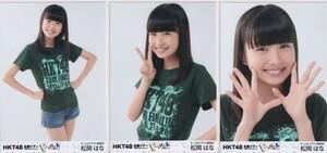 HKT48 Matsuoka Tour National Tour-National Unification End Lyanken ~ FINAL IN Yokohama Arena DVD / BLU-Ray Encapsulated Raw Photography 3 Species