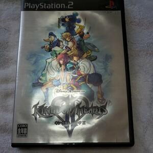 【PS2】 キングダムハーツ II